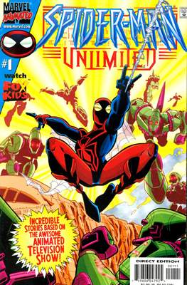 Spider-Man Unlimited (1999-2000) (Comic Book) #1