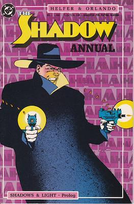 The Shadow. Annual (grapa) #1