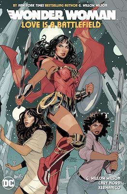 Wonder Woman Vol. 5 (2016-) #11