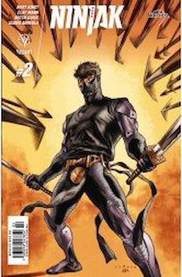 Ninjak (grapa) #2