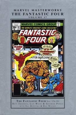 Marvel Masterworks: The Fantastic Four (Hardcover) #17