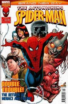 The Astonishing Spider-Man Vol. 3 #7