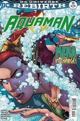 Aquaman Vol. 8 (2016-) (Comic Book) #10