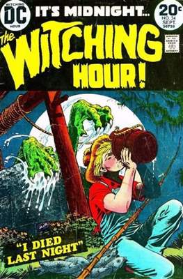 The Witching Hour Vol.1 (Grapa) #34