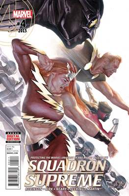 Squadron Supreme Vol. 4 (Comic-Book) #4