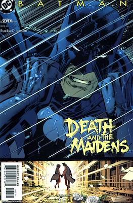 Batman: Death and the Maidens (Cómic grapa) #7