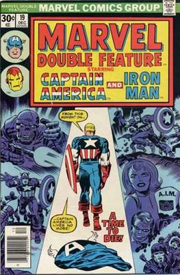 Marvel Double Feature Vol 1 (Grapa, 32 págs. (1973-1977)) #19