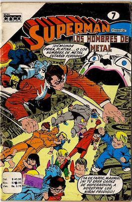 Supermán #7