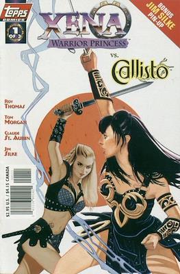 Xena: Warrior Princess vs. Callisto (Variant Cover 1998) #1