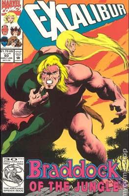 Excalibur Vol. 1 (Comic Book) #60