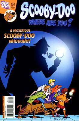 Scooby-Doo! Where Are You? (Comic Book) #15