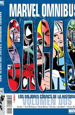 Marvel Omnibus Sagas (Rústica) #2