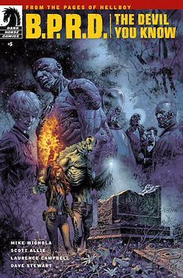 B.P.R.D. (Comic Book) #152