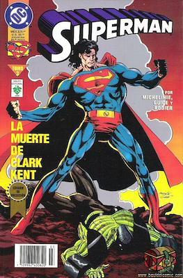 Superman. La muerte de Clark Kent (Rústica) #3