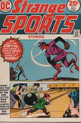 Strange Sports Stories