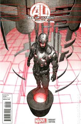 Age of Ultron (Variant Covers) #1.4