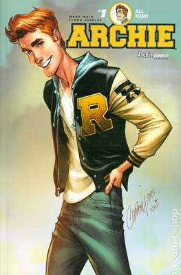 Archie (2015- Variant Cover)