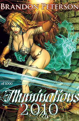 Brandon Peterson Illuminations. (Comic Book 48 pp) #2