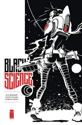 Black Science. Variant Covers (Comic-book) #31.2