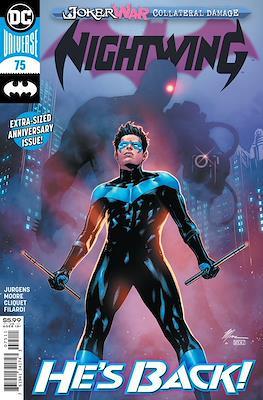 Nightwing Vol. 4 (2016-) (Comic-book) #75