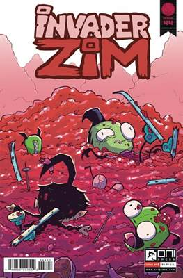 Invader Zim (Comic Book) #44