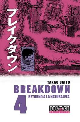 Breakdown - Takao Saito #4