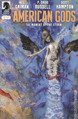 American Gods: The Moment of the Storm (Variant Cover) (Comic Book 32 pp) #3