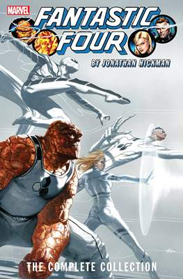 Fantastic Four by Jonathan Hickman: The Complete Collection #3