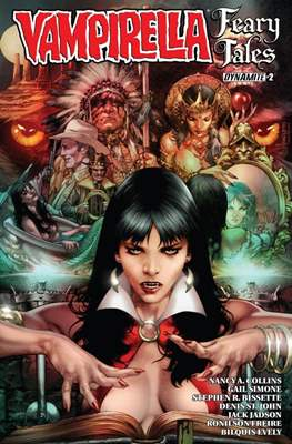 Vampirella: Feary Tales (Comic Book / Digital) #2