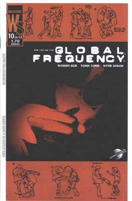 Global Frequency (Grapa, 24 páginas) #10