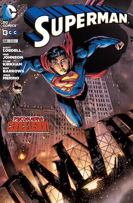 Superman. Nuevo Universo DC / Renacimiento (Grapa) #24
