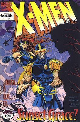 X-Men Vol. 1 (1992-1995) (Grapa 32 pp) #34