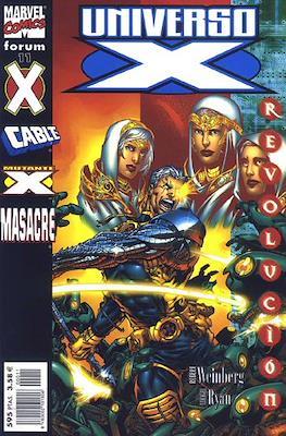 Universo-X (2000-2001) (Grapa. 17x26. 72/80 páginas. Color. (2000-2001)) #11