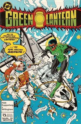 Green Lantern (1986-1987) (Grapa, 36-52 páginas) #19