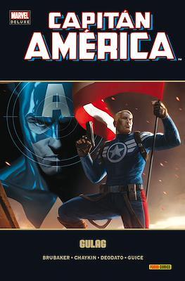 Capitán América. Marvel Deluxe (Cartoné 176 pp) #13