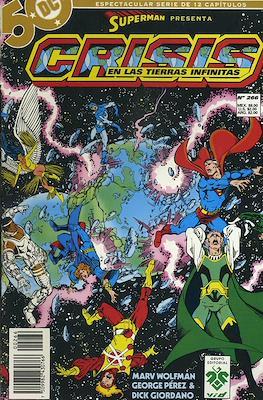 Supermán (1986-2001) (Grapa) #266