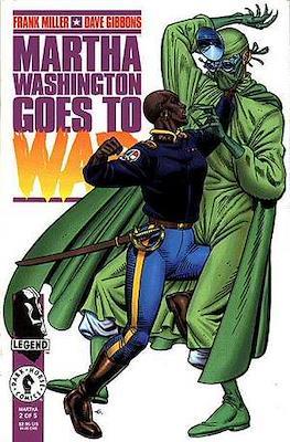 Martha Washington goes to war (grapa) #2