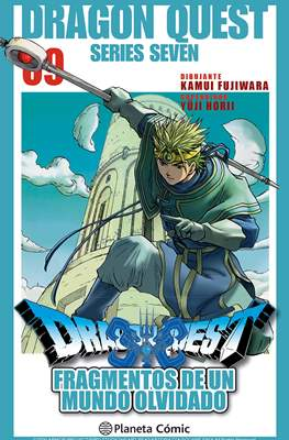 Dragon Quest Series Seven - Fragmentos de un mundo olvidado #9