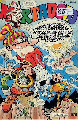 Mortadelo (1987-1991) (Grapa) #85