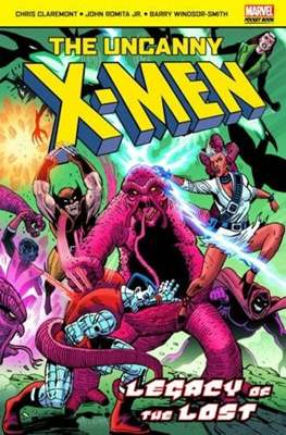 The Uncanny X-Men - Marvel Pocketbook (Softcover) #13