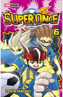 Super Once: Inazuma Eleven #6