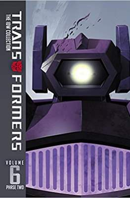 Transformers: The IDW Collection Phase Two (Hardcover 332-356 pp) #6