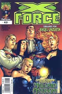 X-Force Vol. 2 (1996-2000) #43