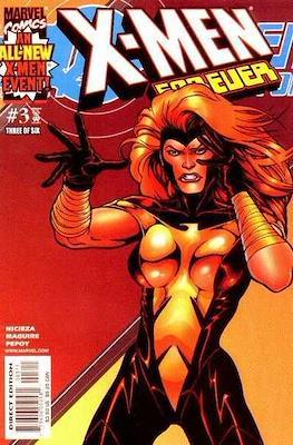X-Men Forever (Comic Book) #3