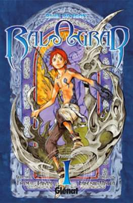 Blue Dragon: RalΩGrad #1