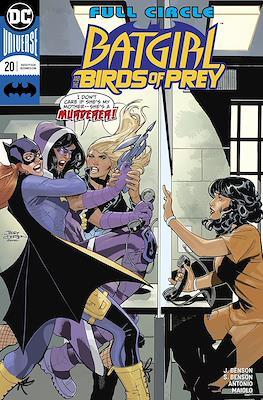Batgirl and the Birds of Prey (2016-2018) (Grapa) #20