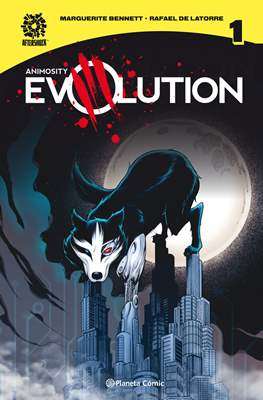 Animosity Evolution (Cartoné 136 pp) #1