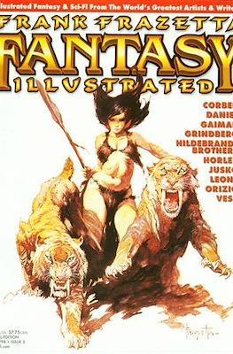 Frank Frazetta Fantasy Illustrated (Magazine) #3