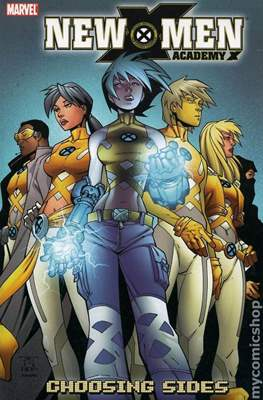 New X-Men Academy X #1