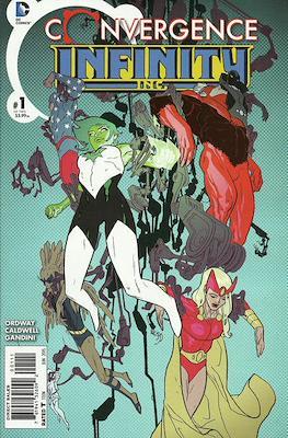 Convergence Infinity Inc. (2015) (Comic Book.) #1